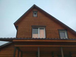 утеплить дом пенополиуретаном